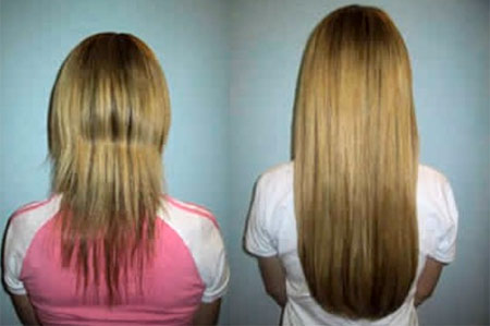 Before And After Hair Extensions Pictures 84
